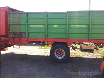 Hawe FDW STA 12 - forage mixer wagon