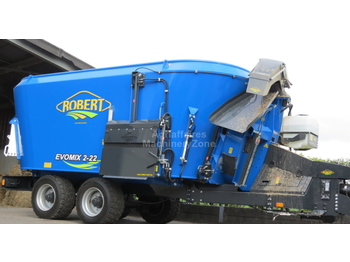 Robert evolumix 2-22 - forage mixer wagon