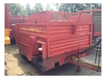 SCHUITEMAKER AMIGO 20S - forage mixer wagon