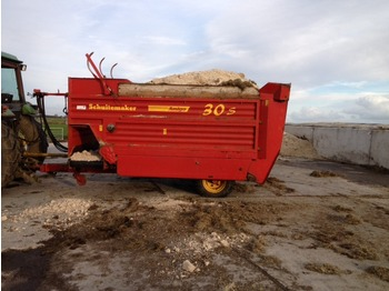 SCHUITEMAKER AMIGO 30S - forage mixer wagon