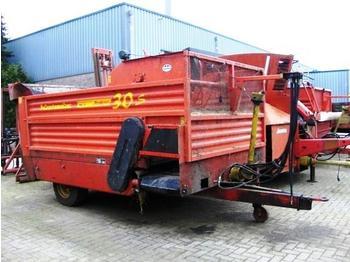 SCHUITEMAKER S30 BLOKKENWAGEN - forage mixer wagon