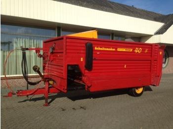 Schuitemaker Amigo 40 S - forage mixer wagon