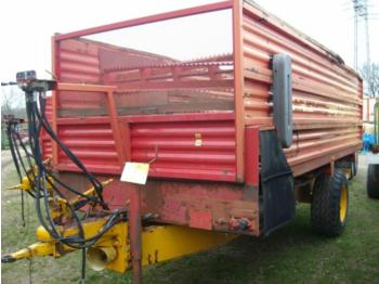 Schuitemaker SR Holland Feedo 80 - forage mixer wagon