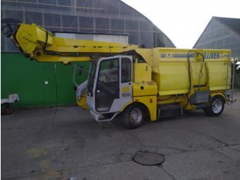 Sgariboldi Gulliver PSS 4015 - forage mixer wagon