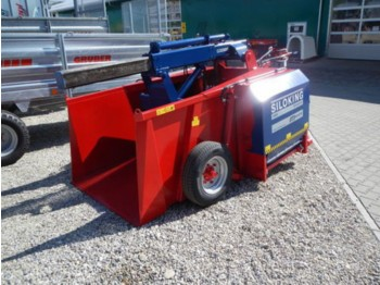 Siloking DA 3600 EH - forage mixer wagon