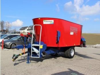 Siloking DUO 14m³T mit Wirless Bedienung - forage mixer wagon