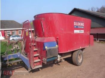 Siloking DUO 18 T - forage mixer wagon