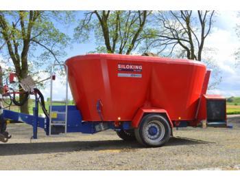 Siloking Duo Avant 14m³ - forage mixer wagon