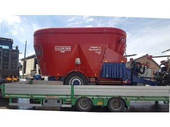 Siloking Duo Avant 2014-18 - forage mixer wagon