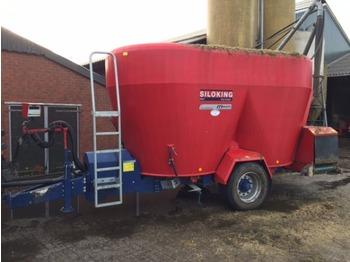Siloking Duo avant 20 voerwagen - forage mixer wagon