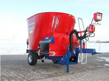 Siloking Kompakt 8m³ mit Fördrband vorne Privatverkauf - forage mixer wagon