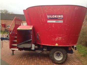 Siloking MP 11 - forage mixer wagon
