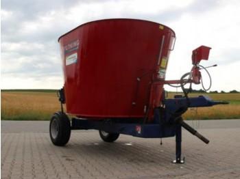 Siloking Smart 5m³ - forage mixer wagon