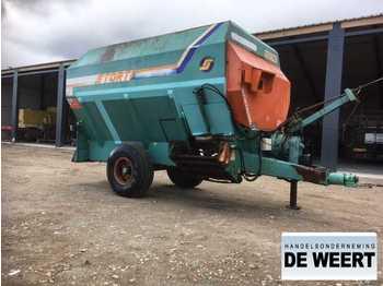 Forage mixer wagon Storti mastino