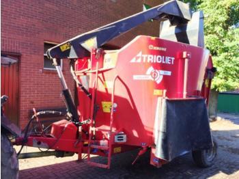 Forage mixer wagon Trioliet Gigant 900 M