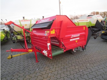 Trioliet MULTIFEED - forage mixer wagon