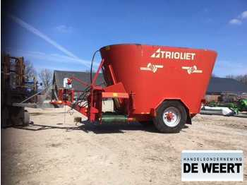Forage mixer wagon Trioliet solomix 2-1200 VL