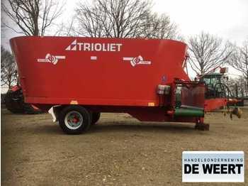 Forage mixer wagon Trioliet solomix 2 1600 VLH