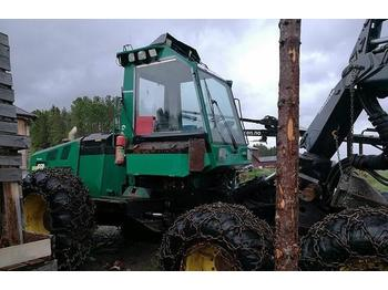 Timberjack 1270 A  - forestry equipment