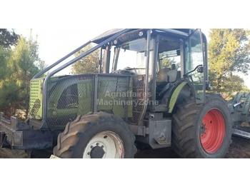 Claas ARION 630 - forestry tractor