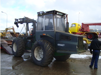GREMO 802 TIMBERJACK - forestry tractor