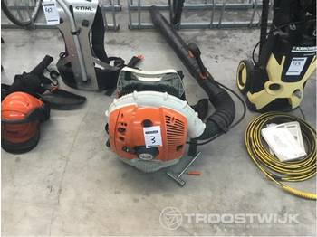 Stihl BR600 - garden equipment