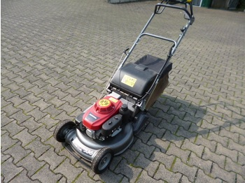 Honda HRH 536 QXE - garden mower