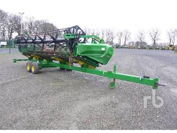 JOHN DEERE 625X - grain header