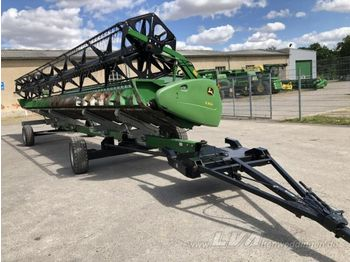 JOHN DEERE 635R - grain header