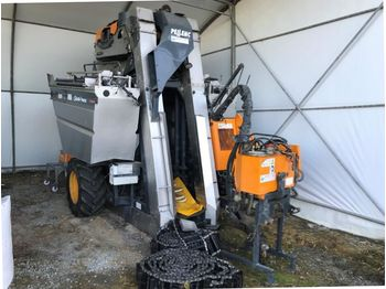 Grape harvesting machine Pellenc 8090 SELECTIV PROCESS 2: picture 1