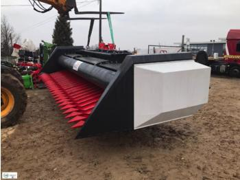 Harvester attachment Agrospecmash Sonnenblumenpflücker ACS-6/Sun flower harvester header ACS-6 / Жатка для подсолнечника/Przystawka do słonecznika