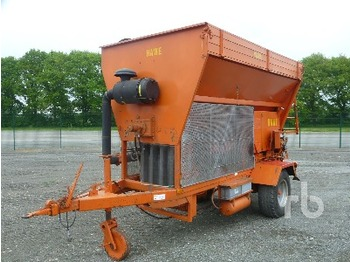 Hawe MDS32 Portable Grain Mill - agricultural machinery