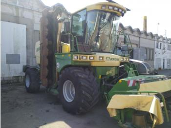 Krone Big M 400 - hay and forage equipment
