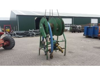 Irrigation system Haspel met waterpomp
