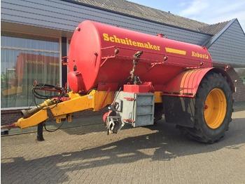 Schuitemaker mesttank 8400 ltr + bemester - irrigation system
