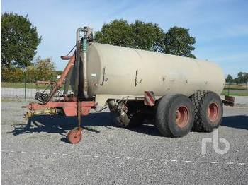 Liquid manure spreader BRUNS VT16 T/A 16000 L