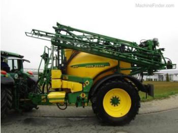 John Deere 840i - liquid manure spreader