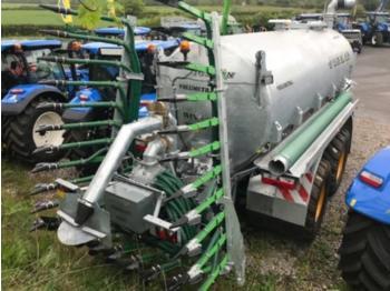 Joskin Volumetra 16504 & Pendislide 7.5m - liquid manure spreader