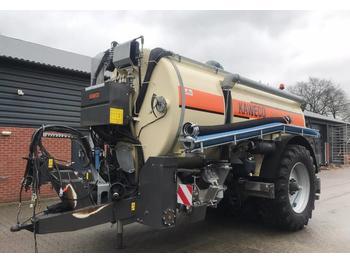 Liquid manure spreader Kaweco Double Twin shift 16m3 mesttank