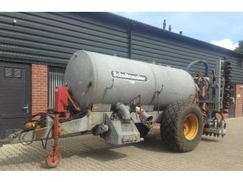 Schuitemaker 7000 ltr mesttank + bemester 7000 ltr mesttank + bemester - liquid manure spreader