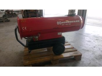 KONGSKILDE LUCHTVERHITTER KAI180HC - livestock equipment