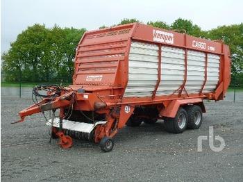 Kemper CARGO S9000T Forage Harvester Trailer T/A - livestock equipment