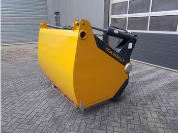Livestock equipment MAMMUT SB195H - Silage cutter/Silageschneider/Kuilhapper