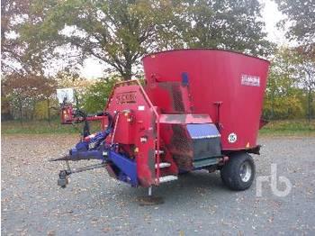 MAYER SILOKING VM9 Feed Mixer Trailer - livestock equipment