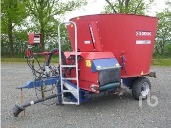 Mayer Siloking VM8KR Feed Mixer Trailer - livestock equipment