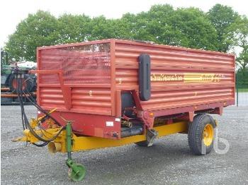 Schuitemaker FEEDO 60 Feeder Wagon - livestock equipment