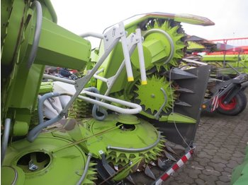 CLAAS ORBIS 600 SD - maize harvester