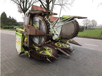 Claas RU600 XTRA - maize harvester