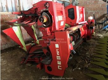 OLIMAC DRAGO LR6 - maize harvester
