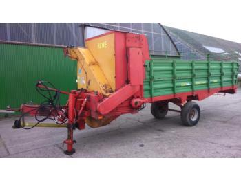 Hawe SVW2RWG - manure spreader